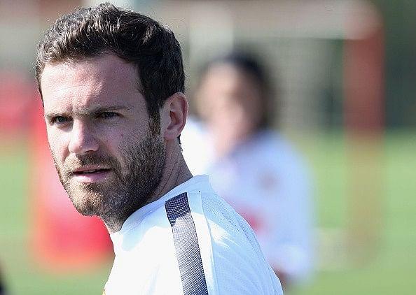 Video: Juan Mata's fantasy Manchester United XI