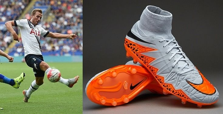 Top 10 boots worn by footballers - 2015/16