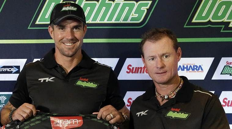Kevin Pietersen signs to play T20s for South African side Sunfoil Dolphins
