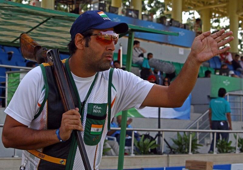 Indian skeet shooter Mairaj Ahmad Khan books Rio Olympics slot