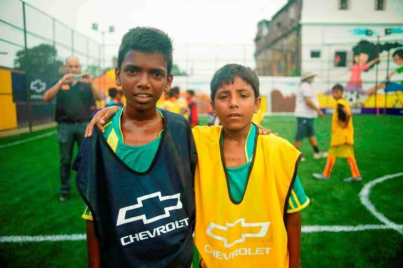 Chevrolet to take 2 children from India to Manchester United as