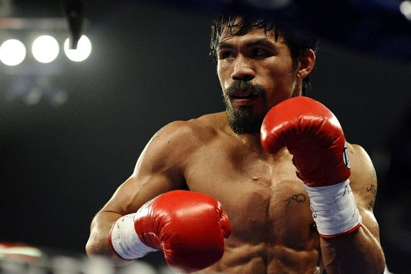The adventures of 'Pac-Man': Recounting Manny Pacquiao's boxing records