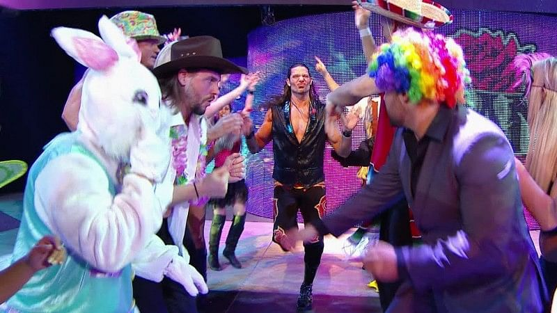 A new gimmick for Adam Rose?, Updated card for WWE Network Special, Reigns wins