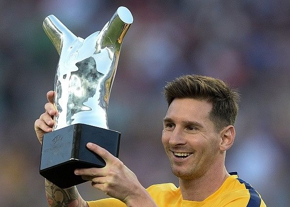 Barcelona chief confident Lionel Messi will never leave the club