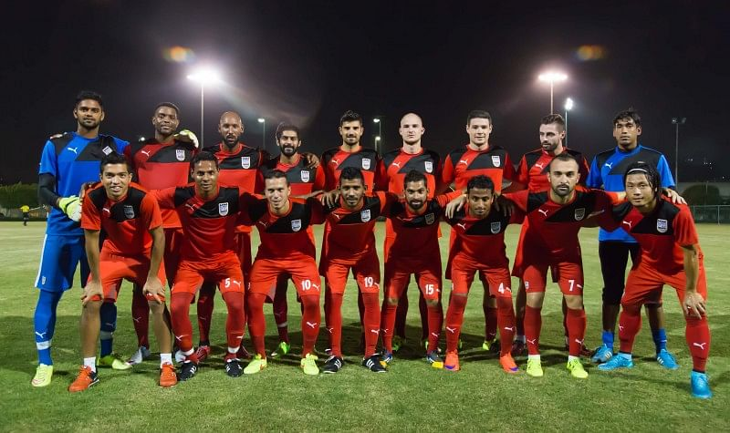 Mumbai City FC gearing up in Dubai before second edition of Hero Indian Super League
