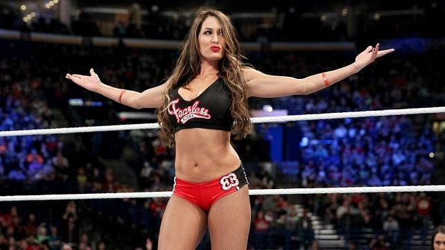 WWE - Nikki Bella and the Divas conspiracy