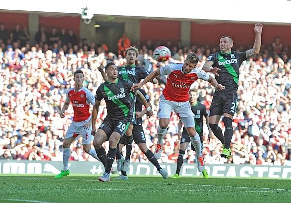 Chance conversion a cause for concern ahead of busy schedule for Arsenal