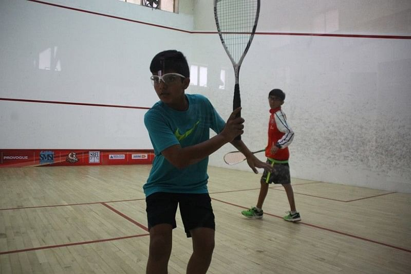 Jaipur Junior Open: Navaneeth Prabhu enters quarterfinal