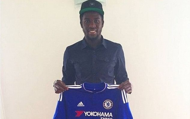 5 things you should know about Chelsea's Papy Djilobodji
