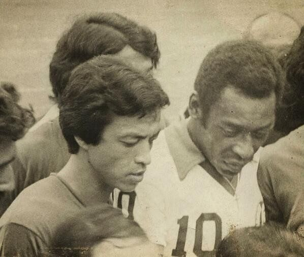 Reminiscing Kolkata's tryst with Pele