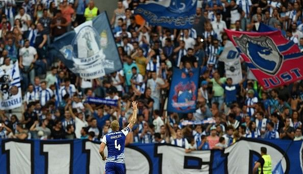 FC Porto request all Champions League clubs to help with refugee crisis in Europe