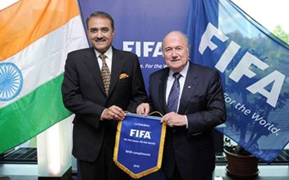 Praful Patel rules out PIO's playing for India