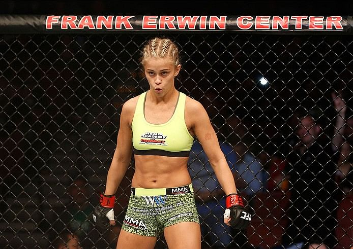 Paige VanZant inks new UFC contract, next fight in the main-event at UFC Fight Night 80
