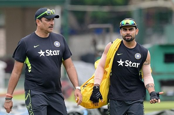 Ravi Shastri to continue as Team India director till 2016 T20 World Cup