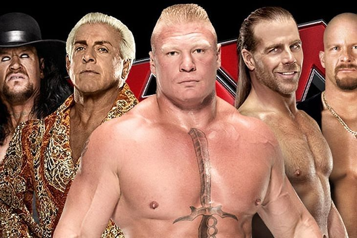News on RAW appearances of legends, Austin shoots down rumours, Rusev insults Owens