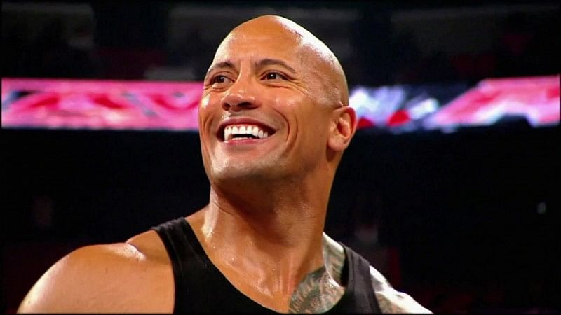 Images Of Dwayne The Rock Johnson: What Is Dwayne 'The Rock' Johnson's True Ethnicity?