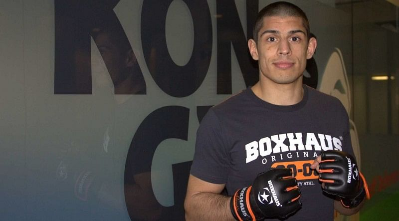 First fighter of Indian roots in the UFC Sascha Sharma announced for TUF : Europe vs USA