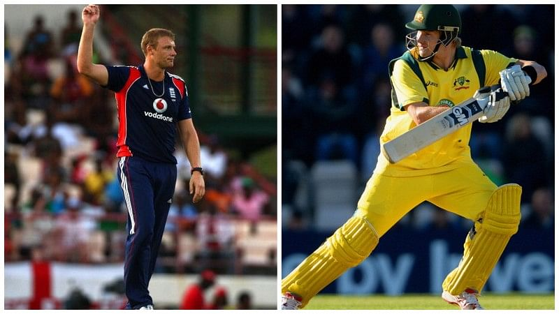 Statistical Comparision: Andrew Flintoff and Shane Watson