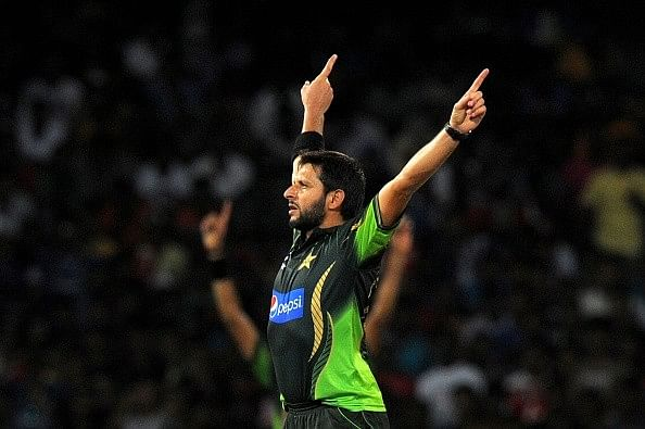 Fan trolls Shahid Afridi in his Q&A session on Facebook
