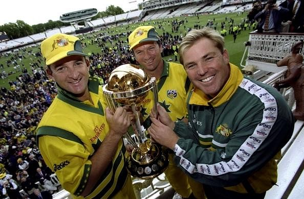 Shane Warne picks his greatest Australia ODI & Test XI over the last 25 years