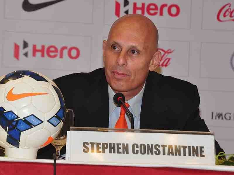 Indian coach Stephen Constantine dismisses importance of SAFF Championship