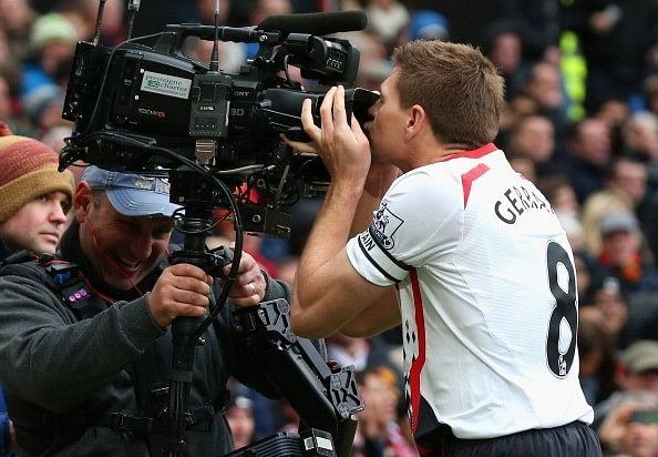 Steven Gerrard calls Manchester United's Roy Keane the best ever Premier League midfielder