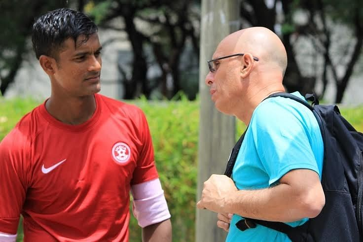 Subrata Pal says representing a billion people is the team's biggest motivation