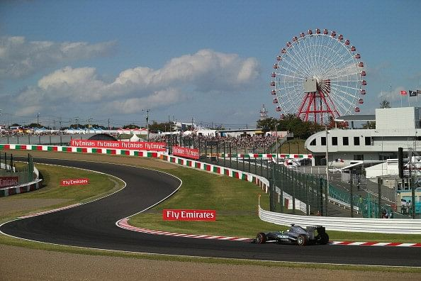 Welcome to Suzuka: the home of the Japanese grand prix