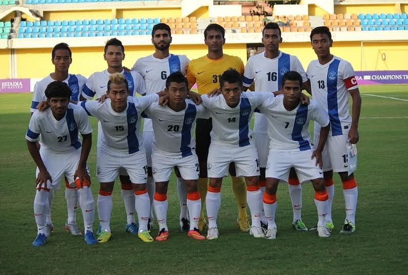 Indian U-18 Colts beat Felda United in the Asia Champions Trophy 2015