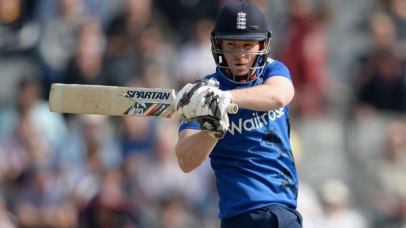 Eoin Morgan surpasses Graham Gooch to become England's leading runscorer in ODIs against Australia