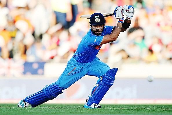 ICC T20I rankings for batsmen: Virat Kohli becomes World No. 1
