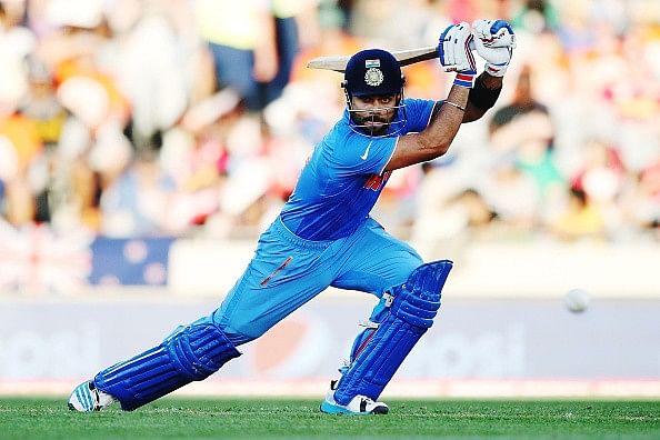 ICC T20I rankings for batsmen: Virat Kohli becomes World No. 1