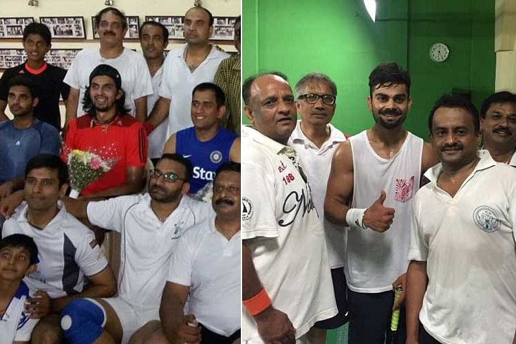 How the Indian team is spending their time away from cricket