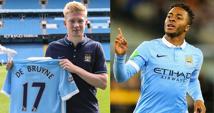 Combined XI that costs less than Manchester City's Kevin De Bruyne and Raheem Sterling
