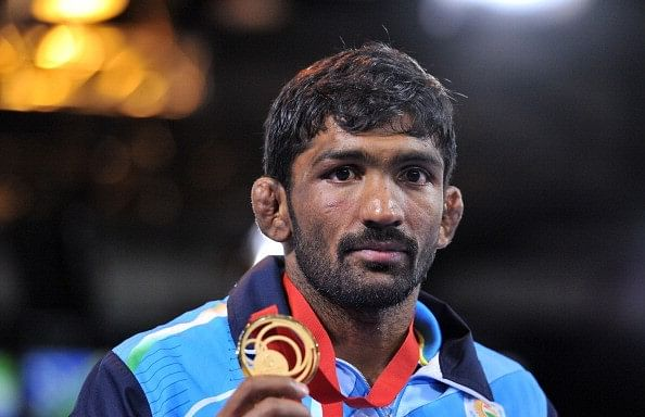 Yogeshwar Dutt to miss World Wrestling Championships due to injury