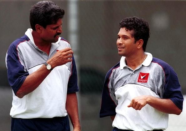 Sachin Tendulkar did not achieve his full potential because of wrong company, says Kapil Dev