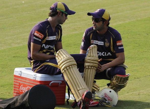 Gautam Gambhir and Manoj Tiwary react to their on-field altercation