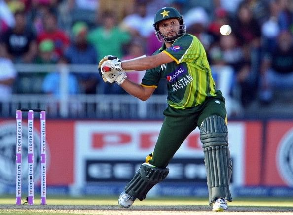 Records held by former Pakistani all-rounder Shahid Afridi