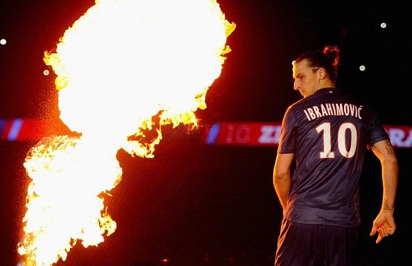 Video: 'Zlatan: The movie' could soon be a reality