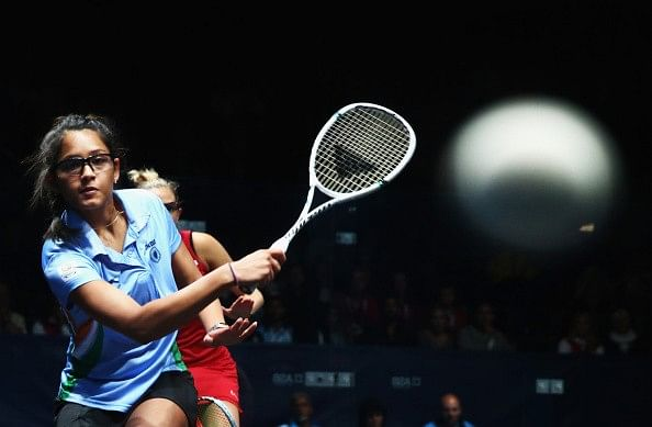 Dipika Pallikal advances in US Open Squash