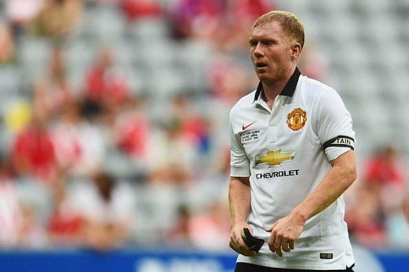 I would not like to play under Louis van Gaal: Paul Scholes