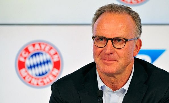 Did you know Bayern Munich chairman Rummenigge was a former player?