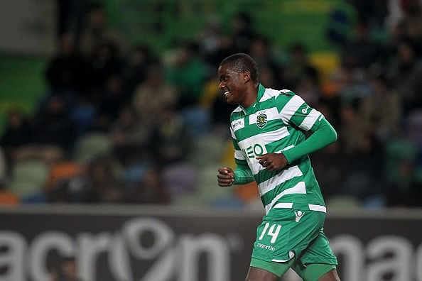 Sporting Lisbon midfielder William Carvalho reveals his 'fondness' for Premier League club Arsenal