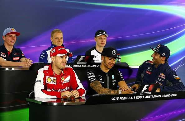 US Grand Prix 2015 Press Conference