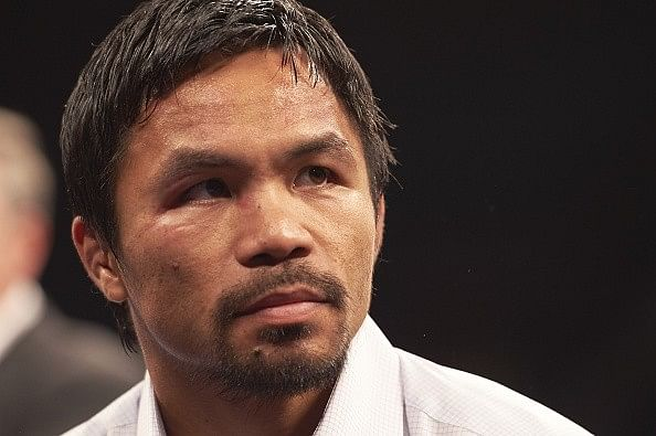Manny Pacquiao says he's retiring soon