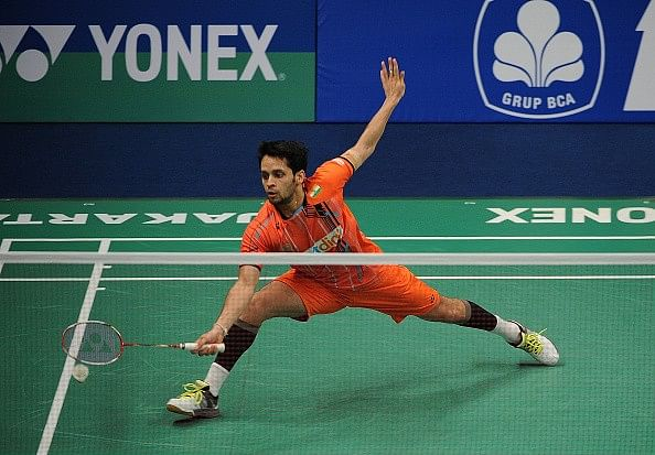 Yonex French Open: Parupalli Kashyap through to second round