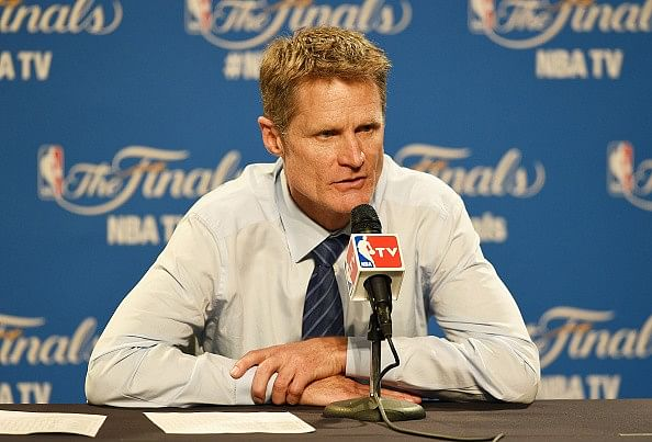 Warriors' Head Coach Steve Kerr will take indefinite leave of absence to recover from back surgeries