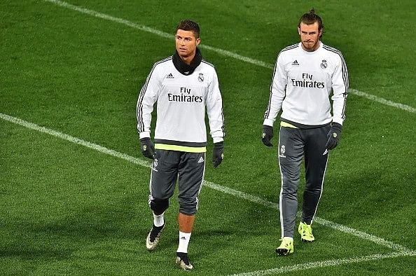 Zinedine Zidane says both Cristiano Ronaldo and Gareth Bale are not for sale