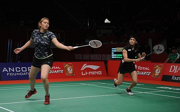 2015 French Open Superseries: Jwala Gutta and Ashwini Ponappa enter second round
