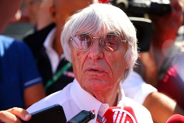 F1 could be sold by the end of the year, says Bernie Ecclestone